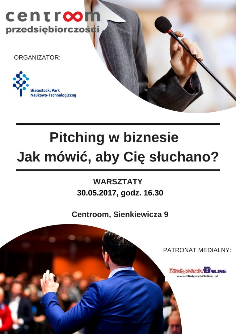 Pitching plakat